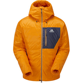 Mountain Equipment Xeros Jacke Herren mango/medieval